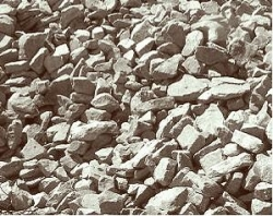 Камень бутовый фр.70-200